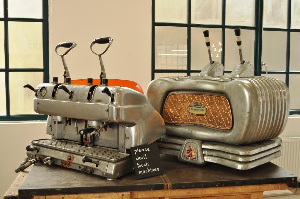 Old Espresso Maker ~ Espresso joe versus the volcano electric coffee bean